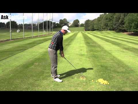 Club Face Closed and More Body Turn Golf Tip