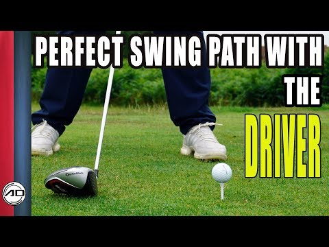 Golf – Get The Perfect Swing Path With The Driver