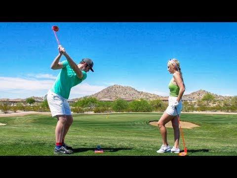 Epic Golf Battle 2 [FINALE] vs. Paige Spiranac   Brodie Smith