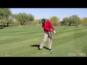 Golf Tips Magazine: Instant Accuracy Fix- The Flat Left Wrist Drill