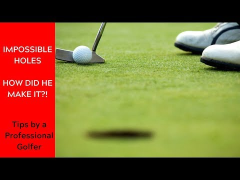Do This To Putt More Holes – Golf Tips
