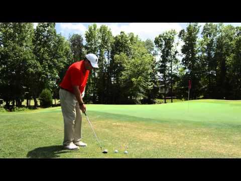 Bradley Hughes Golf- Right Handed Chipping
