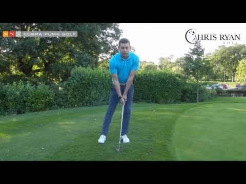 Golf Chipping/Pitching, Correct Ball Position
