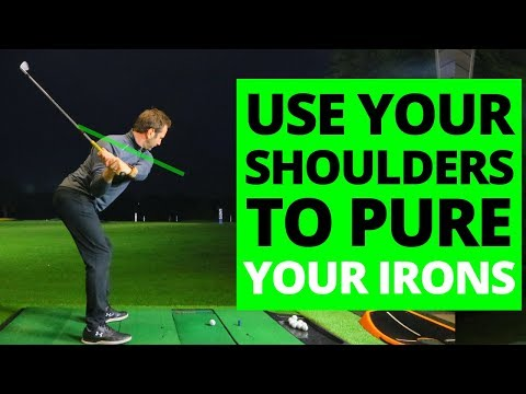 THIS IS HOW YOU SHOULD MOVE YOUR SHOULDERS TO PURE YOUR IRONS