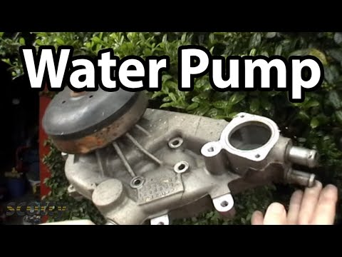 How To Replace a Water Pump