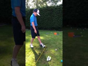 Chipping Tips from Golf Mad 9 year old