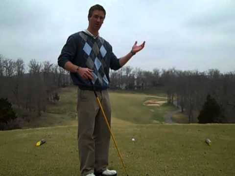 Golf Tip – Driving the Ball