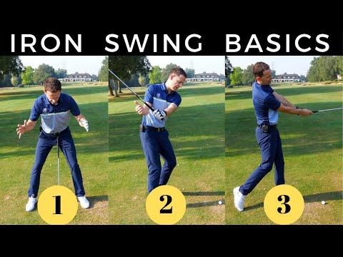 IRON SWING BASICS – 3 TIPS TO STRIKE YOUR IRONS
