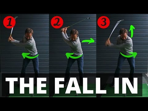 SECRET HIP MOVE IN THE GOLF SWING NO ONE TELLS YOU ABOUT