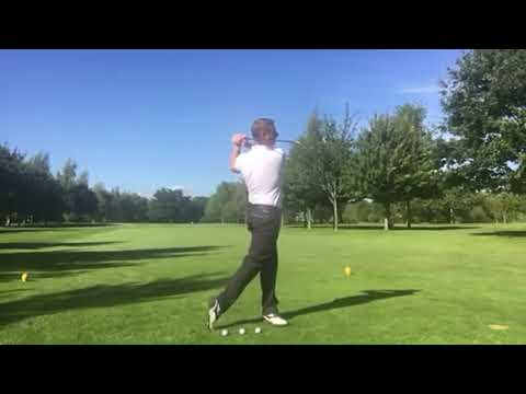 Golf swing tips for driving a Golf ball