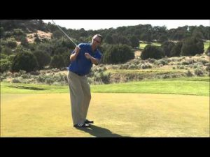 Jon Paupore – Golf Tip Video – Swing plane – Get to the 45s