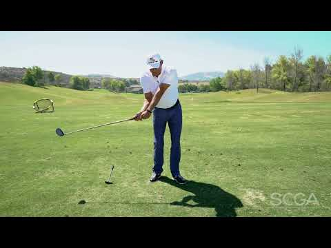 SCGA Swing Tip: Driving and Squaring The Club