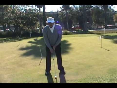 Paul Young PGA Golf Pro ~ Tips on putting