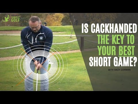 Golf   Is Cackhanded The Key To Your Best Short Game?