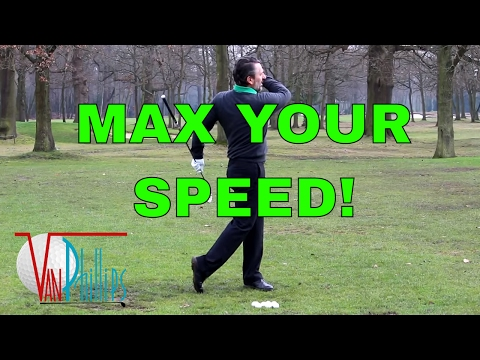 HOW TO SWING INSTEAD OF HIT!
