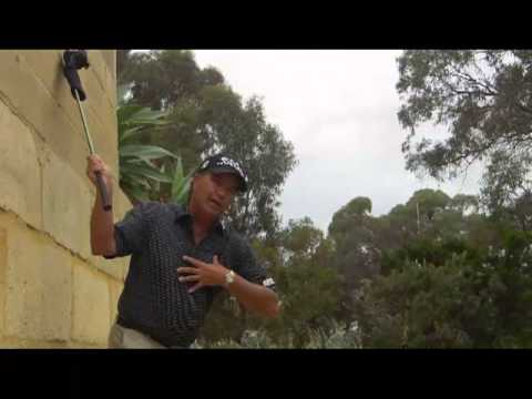 How to Practice Golf: Downswing Plane Drill
