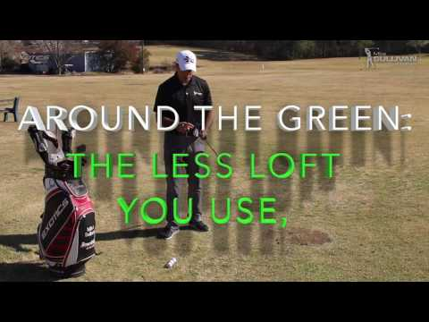 """Golf Tips """"Golf Chipping Tip"""" With Mike Sullivan"""