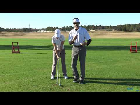 Golf Instruction Zone: How to Flight the Ball with Driving Irons