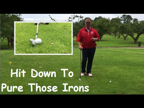 Pure your irons, strike down !!
