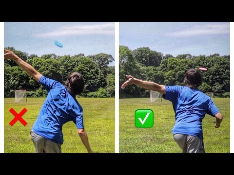 Disc Golf Fundementals Explained With My Left Hand!