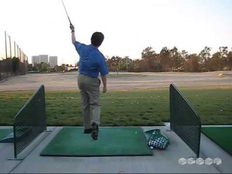 Golf Swing Exercise – Left Hand Only 2