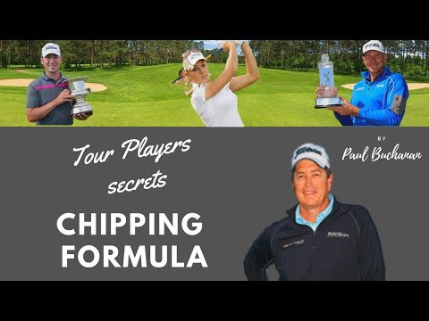 GOLF TIPS Secrets to Chipping Part One