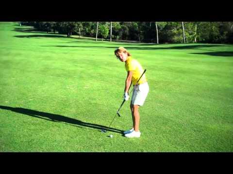 Innisbrook – Dawn Mercer Chipping Golf Tip