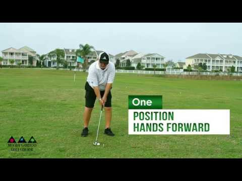 Golf Tip Tuesday: Hitting irons