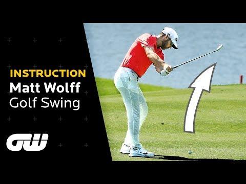 Matthew Wolff on Changing His Golf Swing | Golfing World