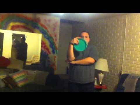 Disc golf putting tips — winter drills
