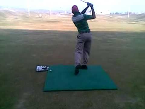 My GoLF Swing ( Now Left Handed)