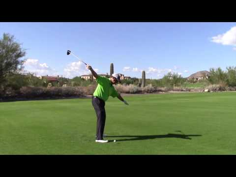 Easy approach to a better swing plane.