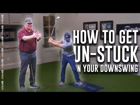 Golf Downswing Drills | STOP GETTING STUCK ❌
