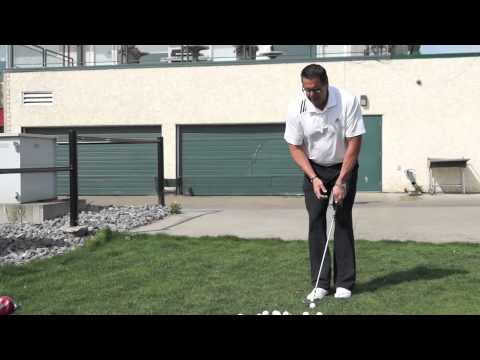 Golf tip 10: Chipping technique