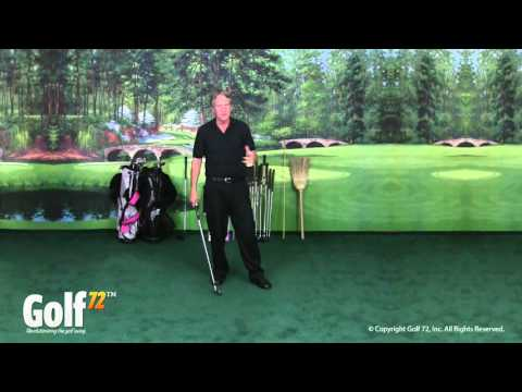 Online Golf Lessons: Perfect Golf Swing Every Time With Golf 72 Swing⛳