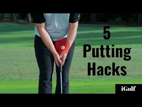 Golf Putting Tips – 5 Putting Drills That Will Change Your Game
