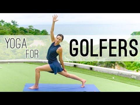 Yoga for Golfers – Yoga With Adriene