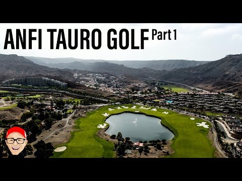 ANFI TAURO GOLF PART 1 – TEXTBOOK