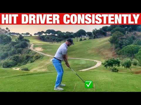 HOW TO HIT DRIVER CONSISTENTLY – EASY DRILLS