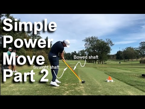 Cameron Champ's Simple Power Move – Part 2