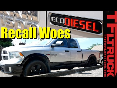 Did a Recall Ruin the 2016 Ram EcoDiesel? We Drive One and Find Out!