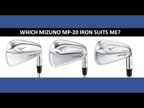 Which Mizuno MP-20 iron suits me?