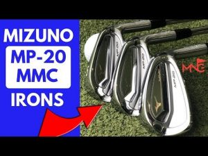 New Mizuno MP-20 MMC Irons Review 5,7,9 Irons Tested
