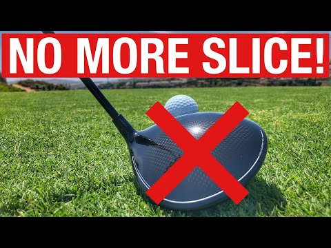 Fix Your DRIVER SLICE Now!