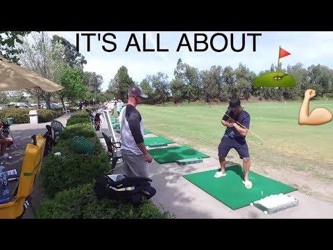 Golf Tips: Education on proper rotation