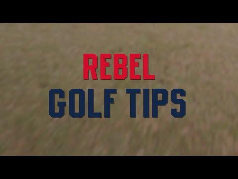 Ole Miss Women's Golf: Rebel Golf Tips: Aim Point Putting
