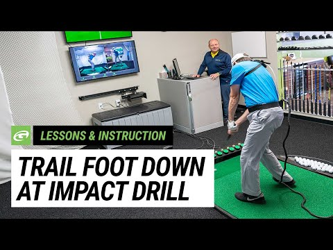 Increase Your Distance with the Trail Foot Down Drill