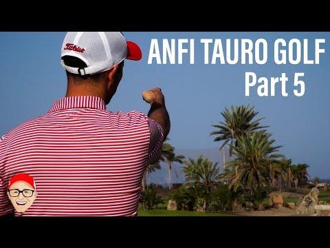ANFI TAURO GOLF PART 5 – SNAP HOOK PLAGUE