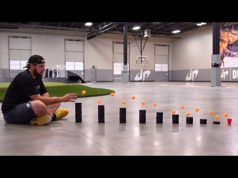 Ping Pong Trick Shots 3 | Dude Perfect