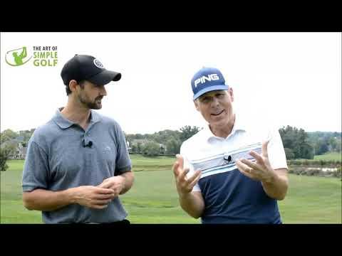 Best Simple Easy Golf Swing Exercises For Seniors! Senior Golf Swing System